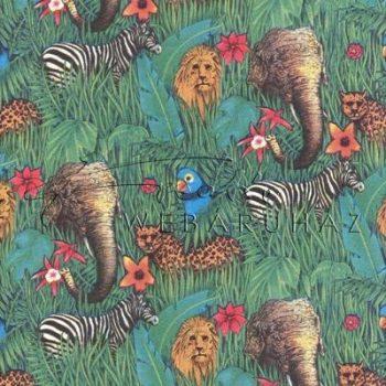 Selyempapír - Dzsungel