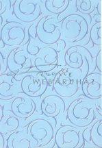 Transzparens papír - Barokk - Zöld